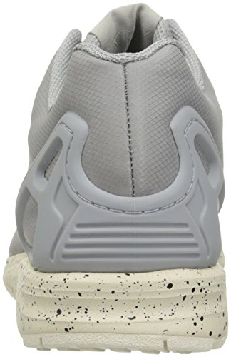 Adidas Men's Zx Flux Fashion Sneaker Clear Onix/Grey/Chalk White discount limited edition free shipping 2014 online sale Aul9mLcve