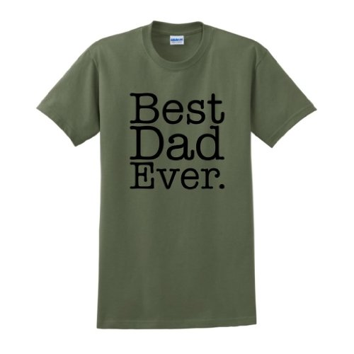 ThisWear Best Dad Ever T Shirt