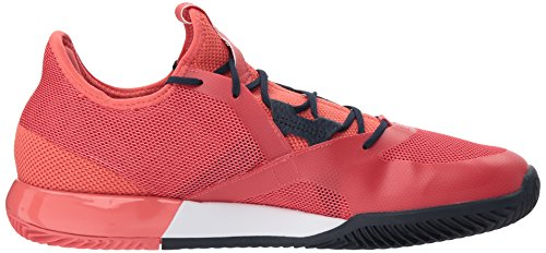 2015 cheap online Adidas Men's Adizero Defiant Bounce Tennis Shoe Trace Scarlet/White/Night Navy cheap sale 100% guaranteed top quality sale online Z5HbBvcU