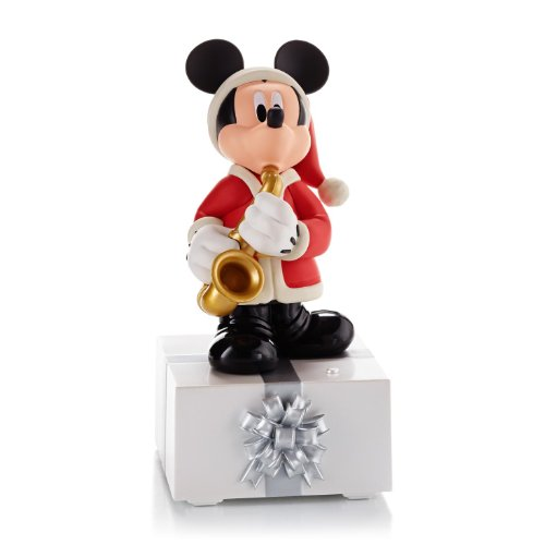 Hallmark Disney Mickey Mouse Wireless Band (Minnie Songs And Mickey Christmas)