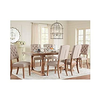 Amazon Lifestorey Heritage Dining Table Brown Drexel Beauteous Heritage Dining Room Furniture
