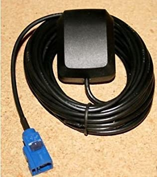 41vVQ8UDs5L._SY355_ amazon com active gps antenna fakra vw audi mfd2 rns2 mfd3 rns510 rns2 wiring diagram at bayanpartner.co