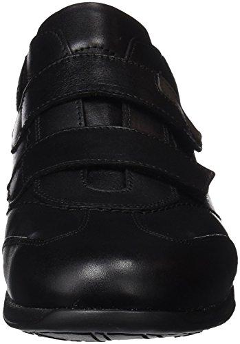 Retail Noir Negro Negro Memory Grafito 8486 Velcro avec Homme Spain Surf ES Fluchos Ulises Chaussures UTdqU
