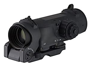 ELCAN Specter Dual Role 1x/4x Optical Sight CX5395 Illuminated Crosshair Reticle 5.56mm Black