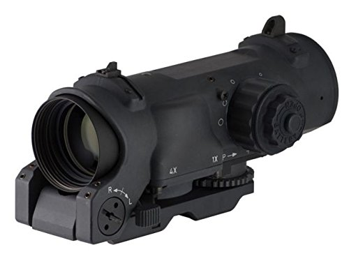 ELCAN Specter Dual Role 1x/4x Optical Sight CX5395 Illuminated Crosshair Reticle 5.56mm - Spectre Optic