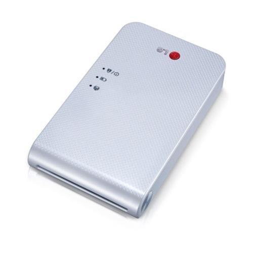 LG PD239 Pogo Printer White