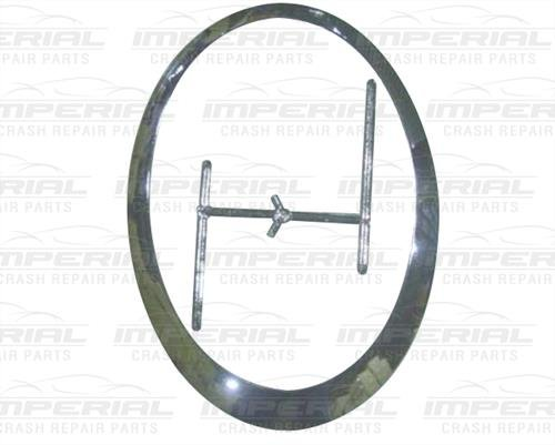 Imperial MB347AAACL Headlamp Finisher Trim