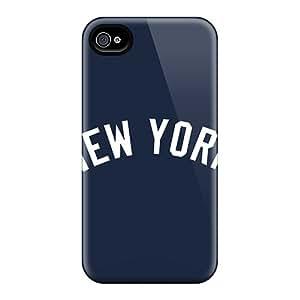 Premium [LyHXb12897EyaQN]baseball New York Yankees 2 Case For Iphone 4/4s- Eco-friendly Packaging