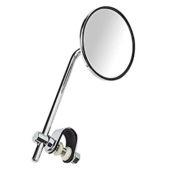 Sunlite HD I Mirror, Bolt On, Chrome Plated 9136JB