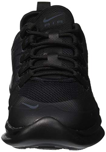 Nike Femme Max anthracite Running black 006 Axis Wmns Air Chaussures Noir De rUTr0an