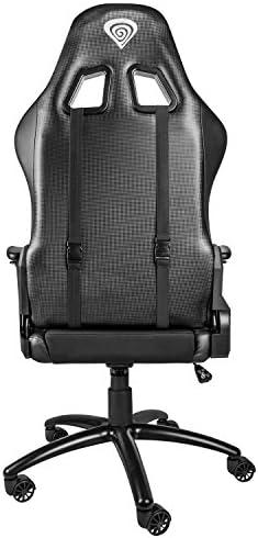 Natec Genesis Nitro550 Chaise de Jeu Noir/Bleu