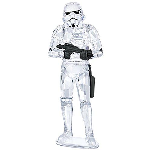 (Swarovski Star Wars Stormtrooper Figurine New 2018)