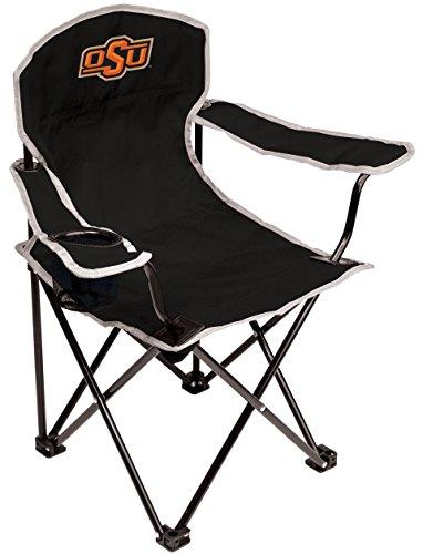 NCAA Oklahoma State Cowboys Youth Folding Chair, Black - Ncaa Folding Chairs