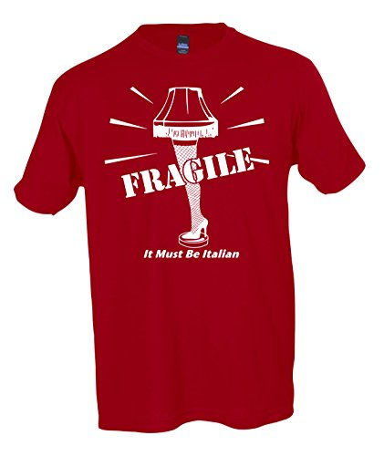 FRAGILE Leg Lamp T-Shirt