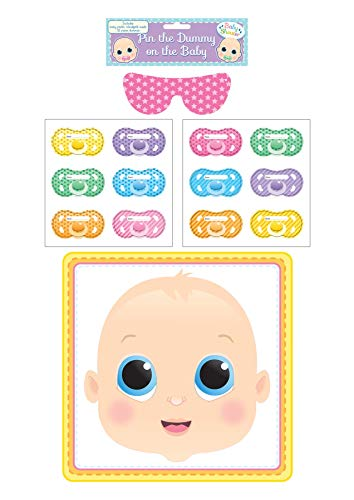 My Choice Stuff Childrens Fancy Game Party Accessory Kids Stick The Unicorn Horn Crown Pirate Eye Patch 14 Pcs(Dummy On Baby One Size(14 Pcs) -