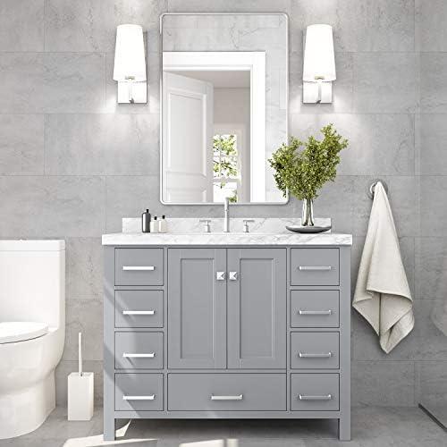 ARIEL Bathroom Vanity 43″ Inch