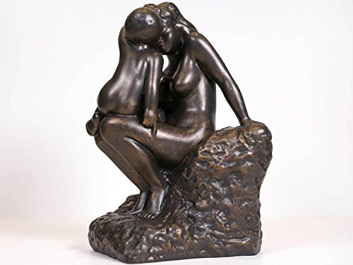 Parastone Rodin - Artwork - Young mother with child statue ()
