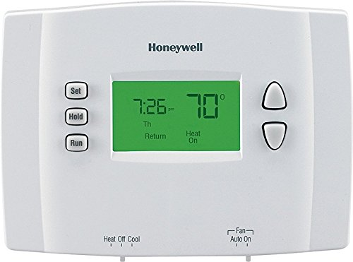 Honeywell 5-1-1 RTH2410B1019 Day Programmable Thermostat with Backlight