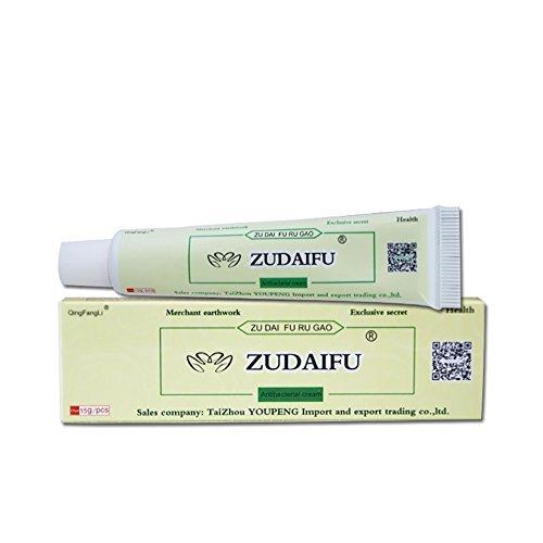 Silvercell Antibacterial Ointment Creams ZUDAIFU Psoriasis Eczema Peeling Herbal Creams -