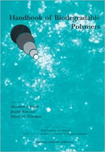Handbook of Biodegradable Polymers Drug Targeting & Delivery ...