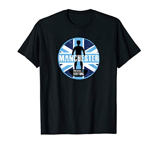 Football Is Everything - City Of Manchester Pride - T-Shirt