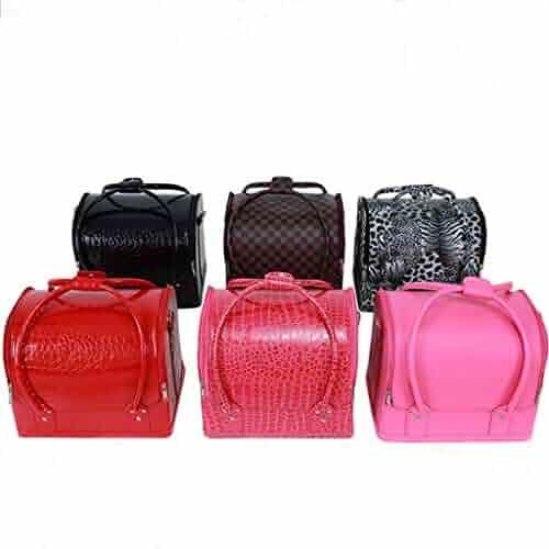 e4e52447d5 LXY Multi-function Portable Makeup Nail Bag New Detachable Cosmetic Bag  Large-capacity Cosmetic