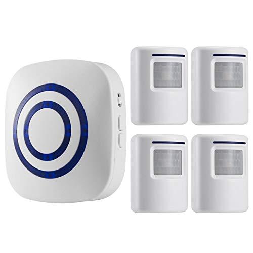 Seanme Wireless Motion Sensor Alarm