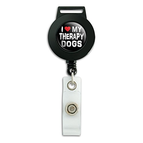 Therapy Stylish Lanyard Retractable Holder