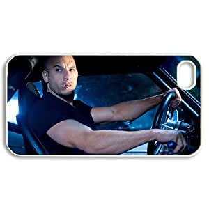 Creative CTSLR iphone 4 4S Case - Hard Plastic Back Case for iphone 4 4S 4G-1 Pack - Movie Fast & Furious 6 (17.30) - 02