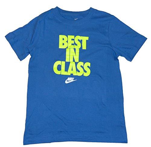 Nike Boy's Cotton T Shirt Best in Class