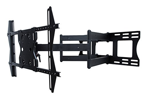 SunBriteTV Dual Arm Articulating (Full Motion) Outdoor Weatherproof Mount for 37