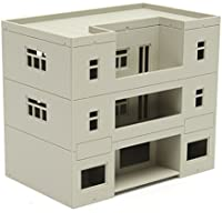 New Outland Models Railway Scale 1:100 Gauge Model Train Layout FOR GUNDAM Building By KTOY
