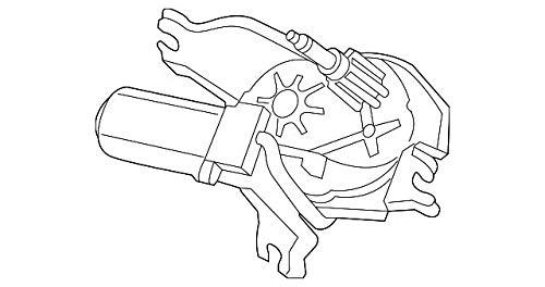 Kia 98710-1M000 Windshield Wiper Motor