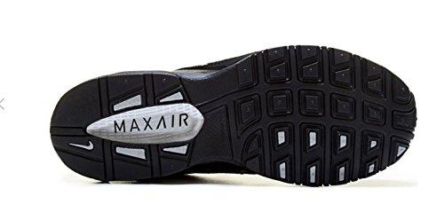 f75c4226fc5ca Nike Men s Air Max Torch 4 Running Shoe Anthracite Metallic Silver Black  Size 11
