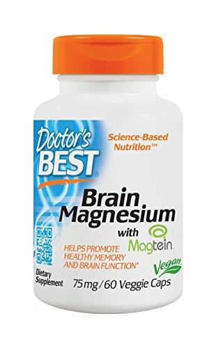 Doctors Best Magnesium Vegetarian Capsules