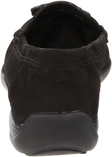 Ara Womens Portland Loafer Nero Nubuck