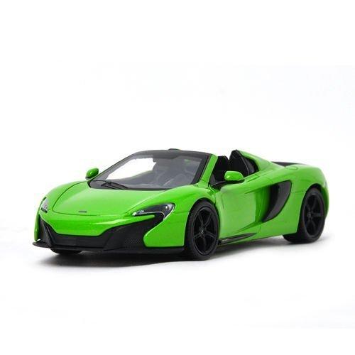 McLaren 650S Spider Green 1/24 Motormax 79326