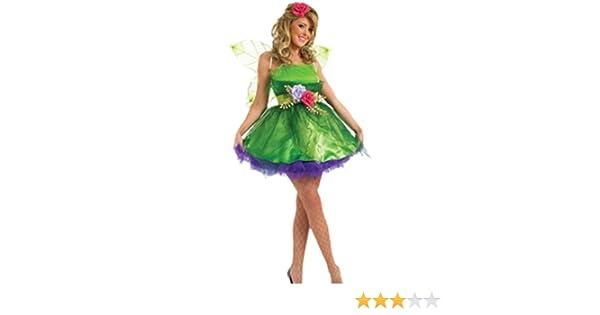 erdbeerloft – Mujer Tinker Bell marfil cuento hadas princesa ...