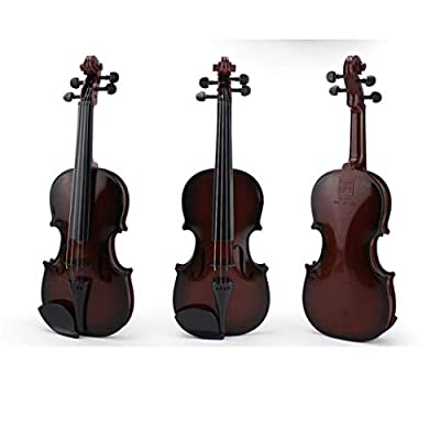 Foulon Creative Children's Violin Toy Early Education Music Simulation Toys Musical Instruments: Clothing