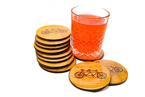 le Coasters - Set of 4 3.5