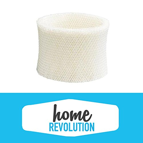 Holmes HWF62 Home Revolution Brand Humidifier Filter, Compare to Holmes Part # HWF62, HWF62D, HWF-62 - (2)