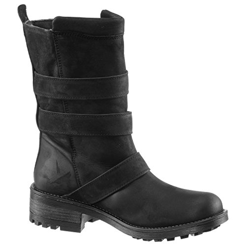 Damen 36 schwarz Shoot Damen Boots Shoot schwarz Boots Damen Shoot schwarz 36 Boots 36 qAgxAf