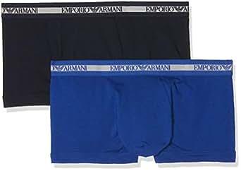 Emporio Armani Underwear 111210, Pantalones Cortos para Hombre, (Marine/Mazarine 55035), Small