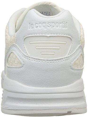 Le Coq Sportif Lcs R900 Woven - Zapatillas Unisex adulto Blanco