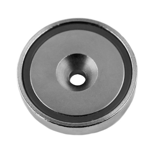 Applied Magnets 1-pc, 1.8 Strong NdFeB Neodymium Cup Magnet with Countersunk Hole.