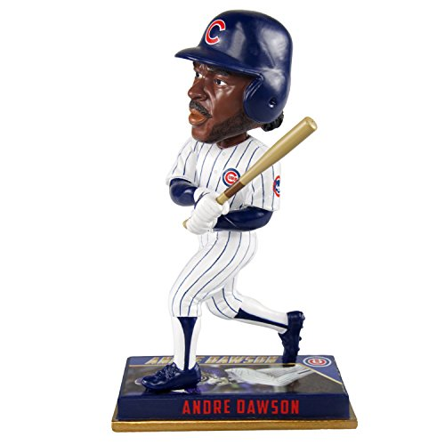 Forever Collectibles Andre Dawson Chicago Cubs MLB Legends Series Limited Edition Bobblehead MLB