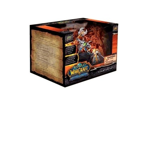 World Of Warcraft Miniatures Game Core Starter Set