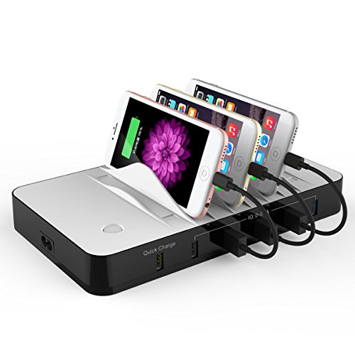 Charging Station BTGGG 10 Port Retractable product image