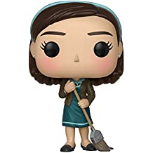 Funko Pop Movies: Shape of Water Elisa with Broom Collectible Figure, Multicolor
