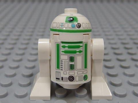 LEGO minifigs [Star Wars 555] R2 Unit_A